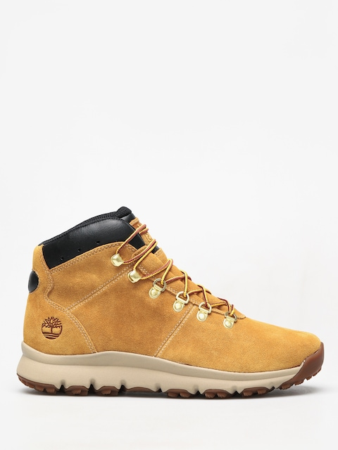 Buty zimowe Timberland World Hiker Mid (wheat)