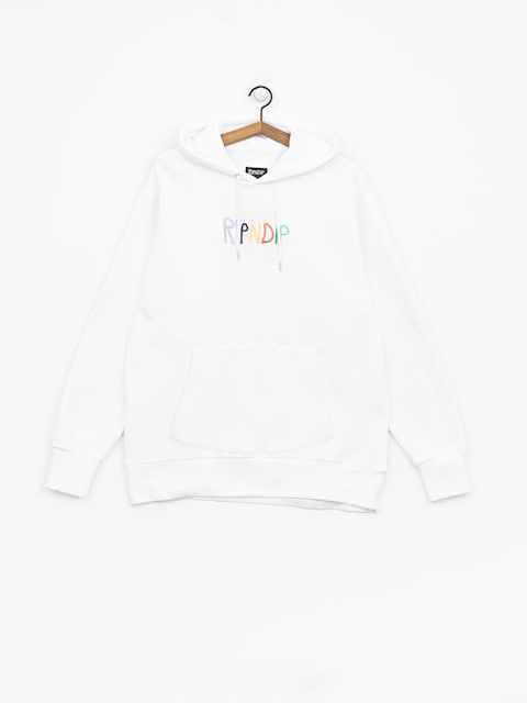 Bluza z kapturem RipNDip Multi HD (white)