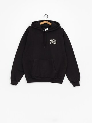 Bluza z kapturem Polar Skate Angry Stoner HD (black)