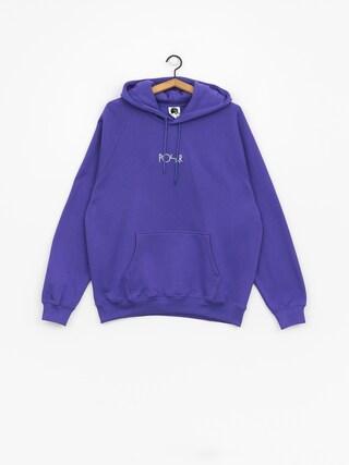 Bluza z kapturem Polar Skate Default HD (deep purple)
