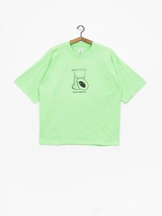 T-shirt Polar Skate Toilet Surf (summer green)