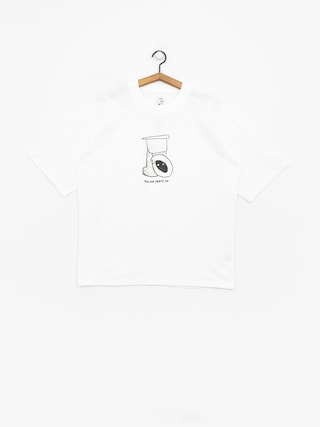 T-shirt Polar Skate Toilet Surf (white)