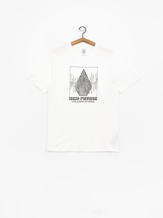 T-shirt Volcom Lay It Down Bsc (wht)