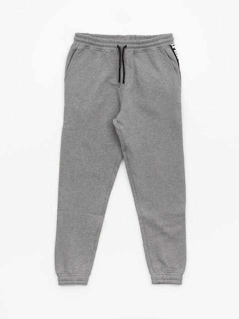 Spodnie Supra Streeter Pant (grey heather/blk)