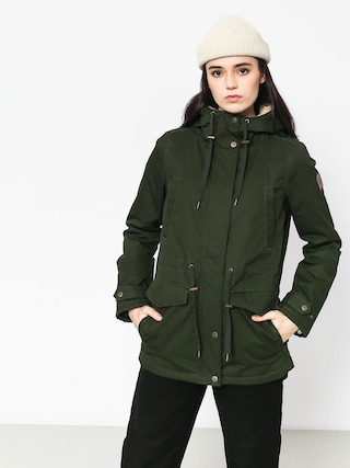 Kurtka Element Misty Twill Wmn (olive drab)