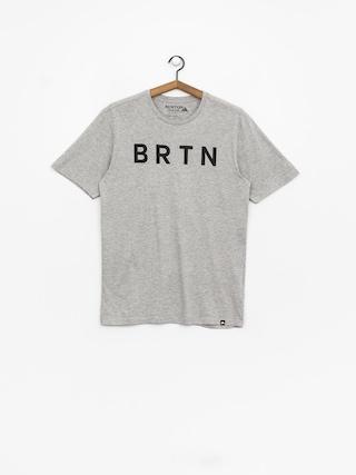 T-shirt Burton Brtn (gray heather)