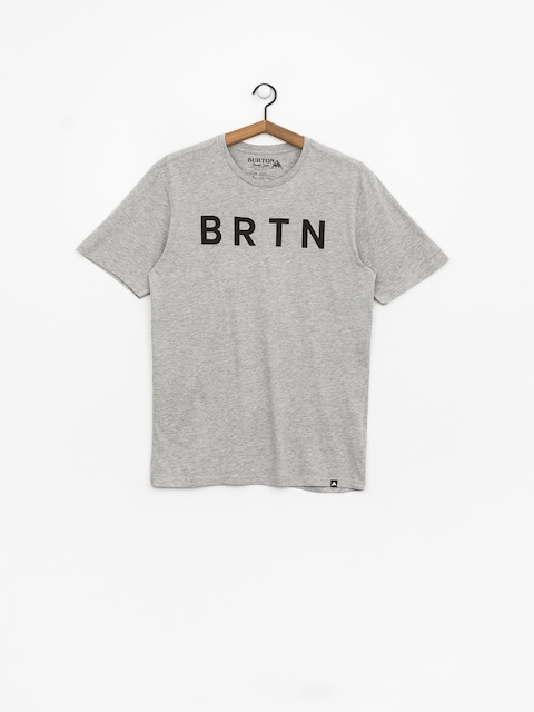 T-shirt Burton Brtn (gray heather)