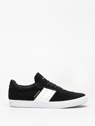 Buty Diamond Supply Co. Barca Suede (black)