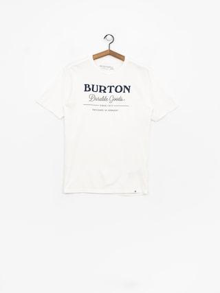 T-shirt Burton Durable Gds (stout white)