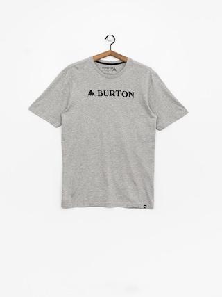 T-shirt Burton Horizntl Mtn (gray heather)