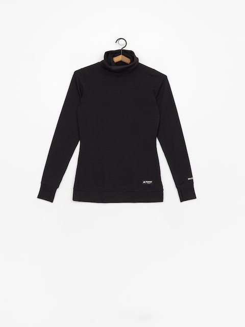 Longsleeve Burton Mdwt Long Neck Wmn (true black)