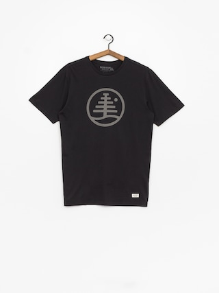 T-shirt Burton Fmly Tree (true black)