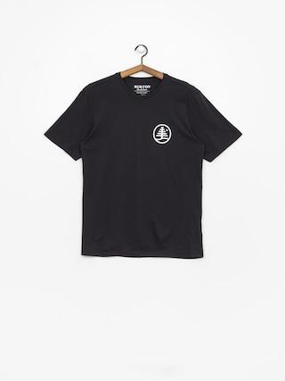 T-shirt Burton Fmly Tr (true black)
