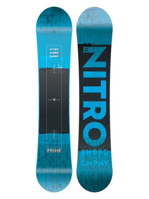 Deska snowboardowa Nitro Prime Blue (multi)