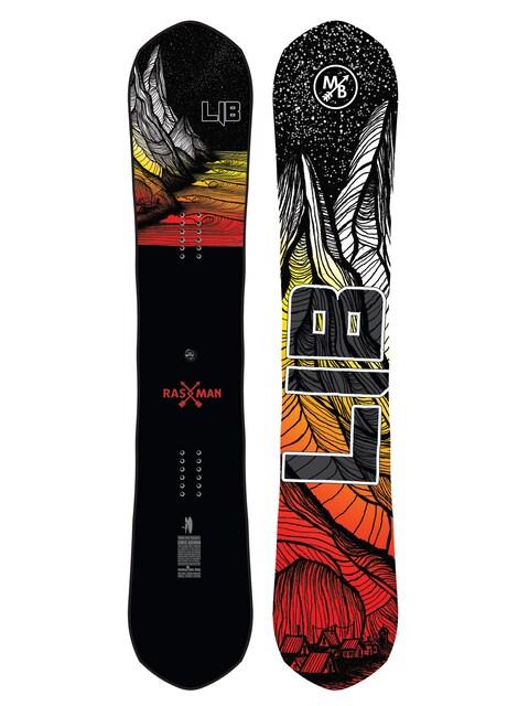 Deska snowboardowa Lib Tech Chris Rasman T.Ras C2 (multi)