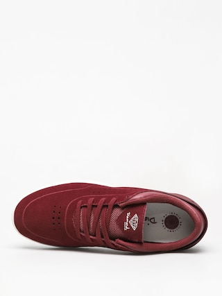 Buty Diamond Supply Co. Graphite (burgundy)