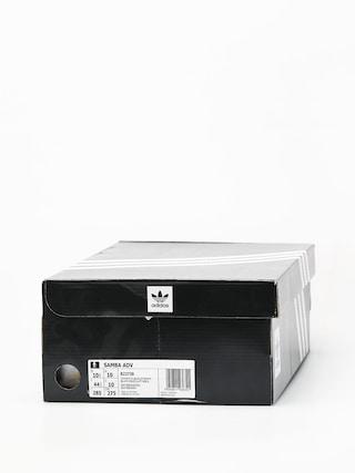 Buty adidas Samba Adv (crywht/clblue/ftwwht)