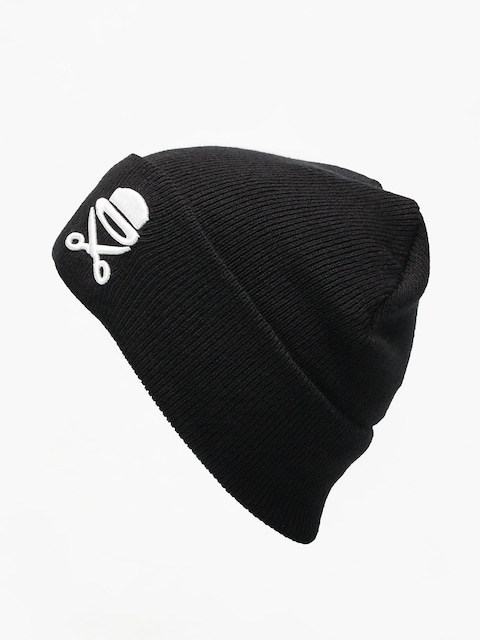 Czapka zimowa Cayler & Sons Old School Beanie (black/white)