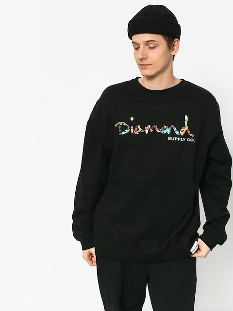 Bluza Diamond Supply Co. Og Script Fasten