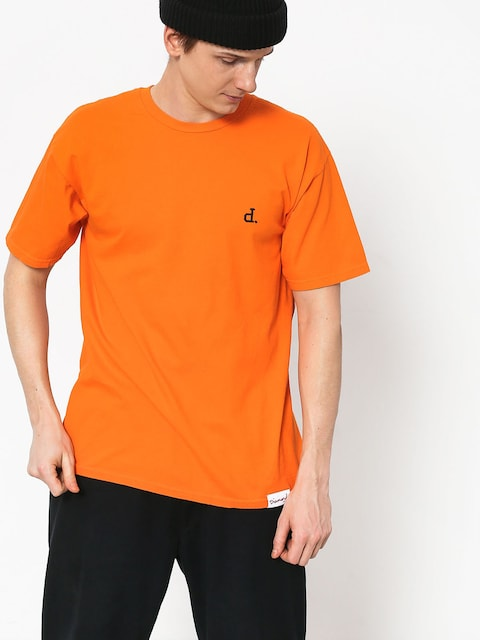 T-shirt Diamond Supply Co. Mini Unpolo (orange)