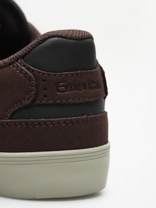 Buty Emerica The Reynolds Low Vulc (brown)