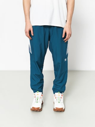 Spodnie adidas Classic (real teal s18/white)