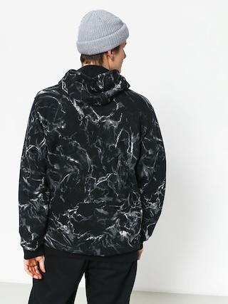 Bluza z kapturem adidas Mrble Aop HD (black/white)