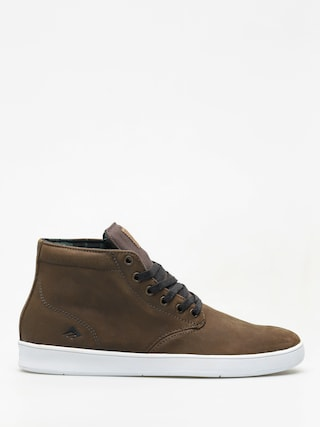 Buty Emerica Romero Laced High (brown/white)