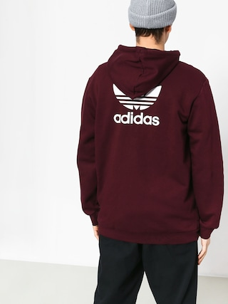 Bluza z kapturem adidas Trf Flc Hoodie (maroon)