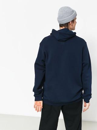 Bluza z kapturem adidas Solid BbHD (collegiate navy/collegiate burgundy/white)