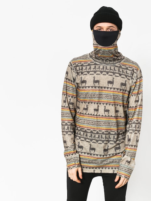 Longsleeve Burton Mdwt Long Neck (bowlpacker)