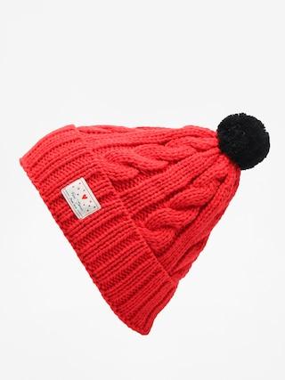 Czapka zimowa Femi Stories Faga Wmn (red)