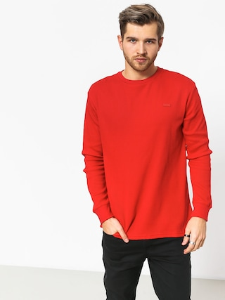 Longsleeve Diamond Supply Co. Thermal (red)