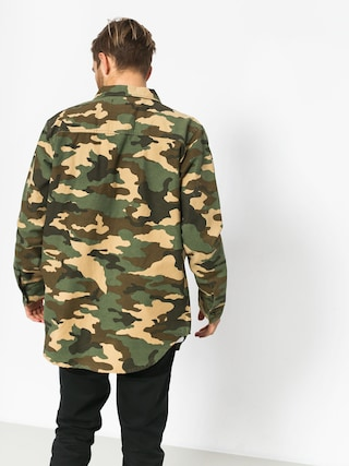 Koszula Diamond Supply Co. Military Ls (camo)
