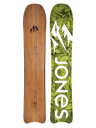 Deska snowboardowa Jones Snowboards Hovercraft (green/white)