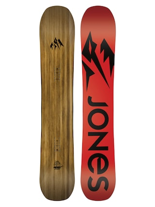 Deska snowboardowa Jones Snowboards Flagship (red/black)