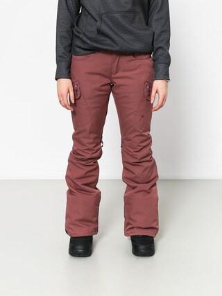 Spodnie snowboardowe Burton Gloria Ins Wmn (rose brown)