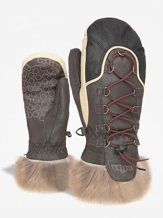 Rękawice Level Bliss Dakota Wmn (brown)