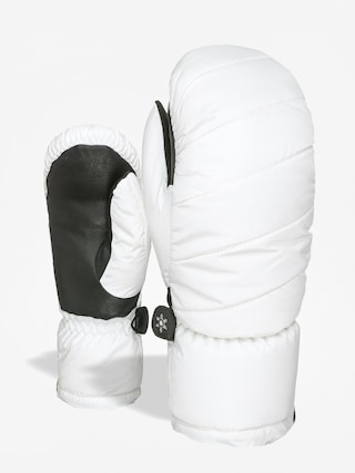 Rękawice Level Bliss Cozy Down Mitt Wmn (white)