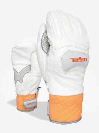 Ru0119kawice Level Race Mitt (white)