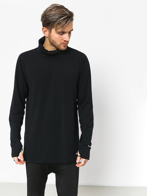 Longsleeve Burton Mdwt Long Neck (true black)