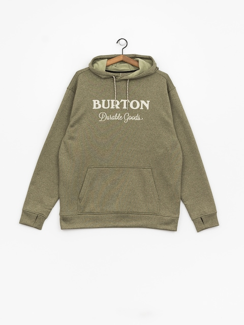 Bluza z kapturem Burton Oak HD (clover heather)