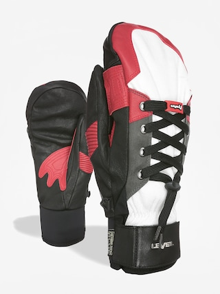 Rękawice Level Rexford Sneaker Mitt (white red)