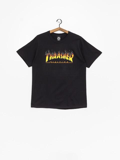 T-shirt Thrasher Bbq (black)
