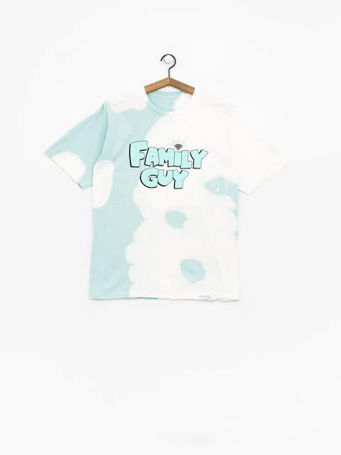 T-shirt Diamond Supply Co. Family Guy Crystal Wash