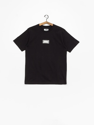 T-shirt Koka Clarity Boxlogo (black)
