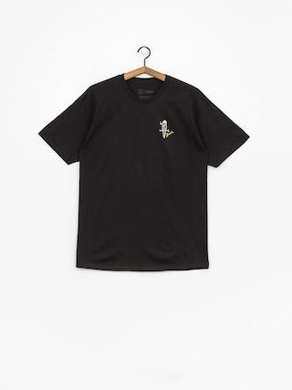 T-shirt Brixton Volar Stt (black)