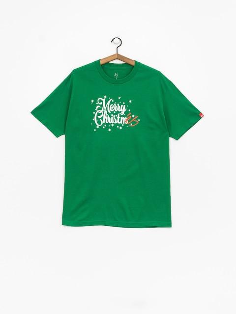 T-shirt Es Holiday Es (kelly green)