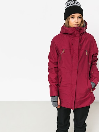 Kurtka snowboardowa Roxy Tribe Wmn (beet red)