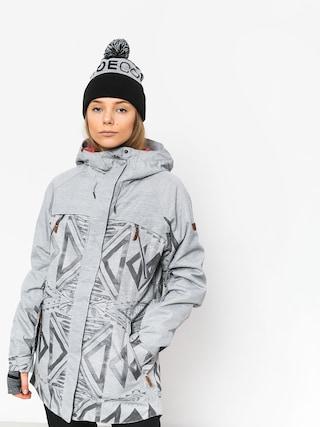 Kurtka snowboardowa Roxy Tribe Wmn (matador jacquard)